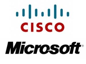 Cisco-y-Microsoft